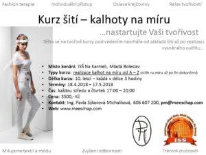 Kurz kalhoty Mladá Boleslav